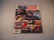 HOT ROD RACING ACTION MAGAZINE 1986