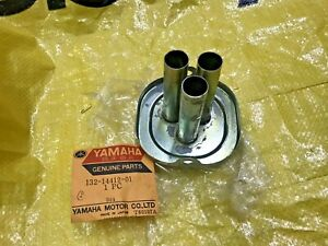 Yamaha TWINJET YL1 YL1E Cap Air Cleaner NOS Genuine Japan P/N 132-14412-01