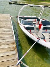 2 Crisscross Pole Boat Docking Mooring System No Bumpers or Whips needed Rope NA