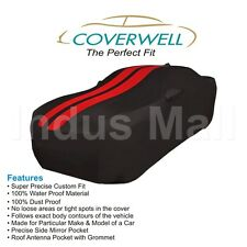 COVERWELL BR-02 Designer Waterproof Custom Fit Car Body Cover Maruti Baleno Old