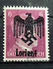 Local Deutsches Reich WWll Propaganda,Private overprint Lorient MNH