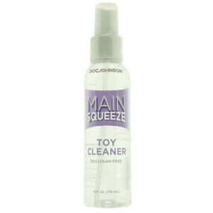 Anti-bacterial Toy Cleaner Toys Cleanser Gentle Formula Spray Bottle Renewal