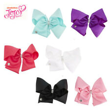 JoJo Siwa Girls Bows Large Rhinestone Collection Bow - Available in 6 Colours!