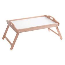Holztablett Serviertablett Holz Buche Betttablett Tablett Knietablett Betttisch