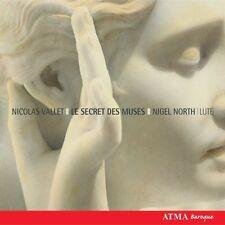 Nigel North - Le Secret de Muses [New CD]