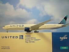 Herpa 534253 United Airlines Boeing 777-300er