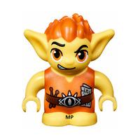 LEGO Elves Beiblin the Goblin Minifigure From Set 41185 NEW