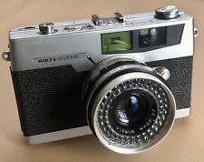 PETRI 7S Rangefinder Film Camera - Excellent Condition
