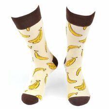Men's Banana Fun Novelty Socks