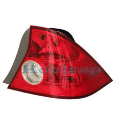 04-05 Civic Coupe Taillight Taillamp Rear Brake Light Lamp Right Passenger Side