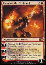 CHANDRA THE FIREBRAND NM mtg M12 Red - Planeswalker Mythic