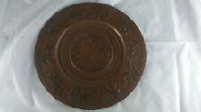 Old dish. Ancien plat art deco art nouveau