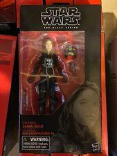 STAR WARS BLACK SERIES JAINA SOLO MISB 56