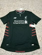 Liverpool 2016/17 Player Issued Away Football Shirt