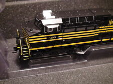 HO BROADWAY LIMITED 2813 GE ES44AC, NS #8100, Nickel Plate Road Heritage Paint