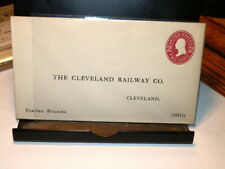 #9323,Cleveland Railway Co Cleve O Vintage Cover