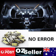 For Mercedes Benz W164 M Class 06-11 Error Free LED Interior Light Kit Replace