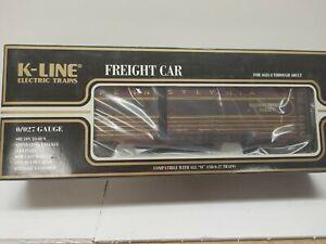 KLine Trains # K641-1892 KCC PRR EXPRESS BOXCAR