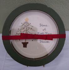 New Grasslands Road Decorative Christmas Plate.