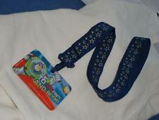 Buzz Lightyear To Pinfinity & Beyond Lanyard & Card Only From Kit Disney 2002