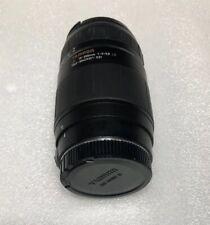Tamron 672D AF 75 - 300mm F/4-5.6 LD MACRO 1:3.9 F Canon EF Mount