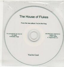 (ET704) The House of Flukes, You're Cool - DJ CD