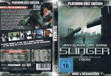 SLINGER --- Director's Cut von CYBORG --- Jean-Claude Van Damme --- Selten ---