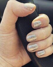 Color Street Tinseltown RARE RETIRED Silver glitter