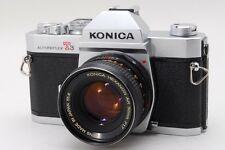 【MINT】Konica Autoreflex T3 35mm film camera with 50mm f/1.7 from japan a0065