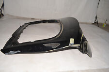 tesla model s rear tailgate in black removed from salvage car no glass or lights
