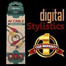 A/V Cable Cord (NEW NIB) NES Nintendo (AV RCA Audio Video) Toss that RF adapter!