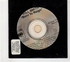 (GT247) Will Smith, Born To Reign - DJ CD