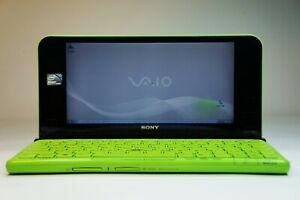 Sony Vaio P Green (P11S1R) Extra Rare Model