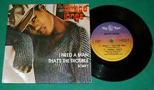 "Grace Jones - I need a man + 3 BRAZIL ONLY 4 track 7"" Ep 1977"