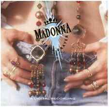 "Madonna - Like a Prayer (CD, 1989) • NEW • Prince ""Love Song"" Express Yourself"