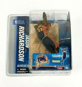 McFarlane NBA Series 9 Jason Richardson Golden State Warriors Action Figure