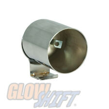 52mm Universal Single Chrome Gauge Pod