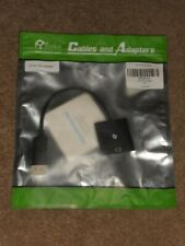 Rankie DisplayPort (DP) to VGA Adapter, Gold Plated Converter New Sealed