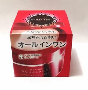SHISEIDO JAPAN AQUALABEL MOIST 5-IN-1 COLLAGEN GL GEL CREAM FROM JAPAN NEW