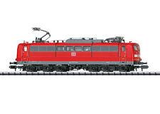 Minitrix -N- 16492 Güterzug E-Lok 151 DB-AG Ep6 rot digital mit Sound