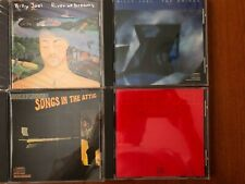 4 CDs: BILLY JOEL: RIVER OF DREAMS, KOHUEPT, THE BRIDGE, SONGS IN THE ATTIC