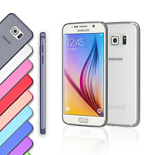 Coque Housse Silicone Transparent pour Samsung Galaxy - Mince Case