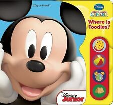 Disney, Mickey Mouse Clubhouse: Where Is Toodles?