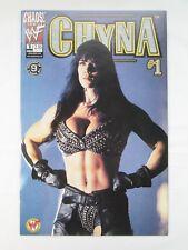 WWF CHYNA #1 Comic Book - 1st Print - F/VF