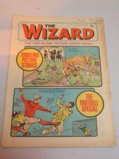WIZARD #77 DC THOMSON BRITISH WEEKLY JULY 31ST 1971^