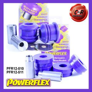 PFR12-510 / PFR12-511 Powerflex For Citroen C5 III (2008 - ON) Rr Low Arm Bushes