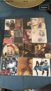 Lot Cd Single Cardsleeve Madonna Bon Etat