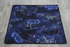 Quality Star War's Rug Spaceships 4 Sizes In Stock! Star Wars Bedroom Rug Mat
