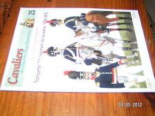 Osprey Cavalier Guerre Napoléon n°25 Cavalerie Portugal