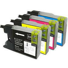 9 PKS Compatible Ink Cartridge Brother LC75 LC-75 MFC-J5910DW MFC-J6510DW